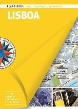 NEW Lisboa. Plano guia 2013 (Spanish Edition) by Autores Gallimard