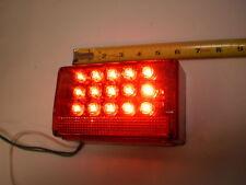 Camper RV Stop Turn Tail Trailer Light LEFT, J-72 J72 LED (replaces J-70 Bargman