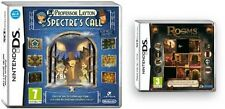 Professor Layton Spectre's Call & Rooms: The Main Building    new&sealed