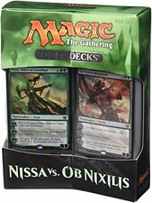Nissa vs. Ob Nixilis Duel Deck (ENGLISH) FACTORY SEALED BRAND NEW MAGIC ABUGames