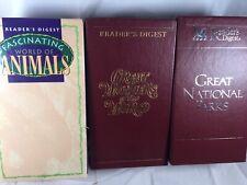 Readers Digest Box Sets Vhs