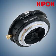 Kipon Tilt Shift Adapter for Leica R Lens to Canon EOS-M Interchangeable Camera