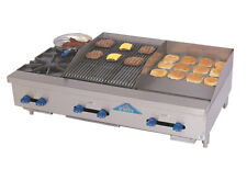 Comstock Castle Fhp48 18 15rb 48 Countertop Gas Griddle Charbroiler