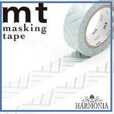 mt Masking Tape  Japanese High Quality Washi Tape  15mmx10m  CORNER SPRING