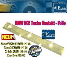 Für BMW IKE Pixel Reparatur E38 E39 E53 Kontakt Folie Tacho Kombiinstrument +++
