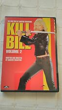 Kill Bill Vol. 2 (Dvd, 2005) Widescreen / Uma Thurman