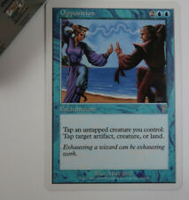 1x NM Opposition - 7th Seventh Edition MTG Magic The Gathering Free Shipping!!