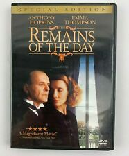 The Remains of the Day DVD [Special Edition] - US STOCK