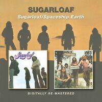 SUGARLOAF - SUGARLOAF/SPACESHIP EARTH (DIGITALLY REMASTERED) CD NEU
