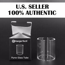 100% Authentic Replacement Pyrex Glass Tube for PANGU NO KNOCK OFFS!
