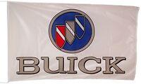 Große Buick Flagge 1500mm x 740mm (von)