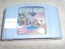 KNIFE EDGE - Rare Nintendo 64 Game