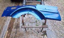 1995-2000 TOYOTA RAV4 TAILGATE LOWER TRIM IN BLUE PT# 76811-42170