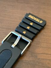 New Timex INDIGLO IRONMAN 100 19mm Replacement Watch Strap Band In Box*