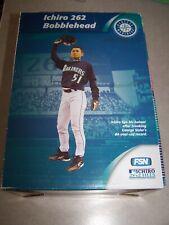 New-in-box Ichiro 262 hit bobble head/2005 issue/SGA/