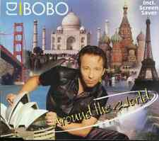Maxi CD DJ Bobo/Around The World (06 Tracks)