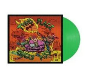Pup - This Place Sucks Ass - New Neon Green Vinyl EP - Pre Order - 6th November