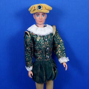 Vintage Mattel *** DRESSED KEN DOLL ~ THE PRINCE *** Near Mint! Complete! :)