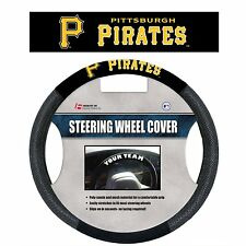 MLB Pittsburgh Pirates Mesh Steering Wheel Cover