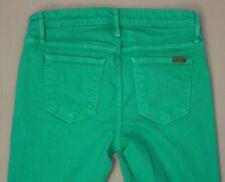 Joe's Jeans The Skinny Women's Size 30 Soft Green Stretch Denim