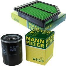 MANN-Filter Set Ölfilter Luftfilter Inspektionspaket MOL-9694492