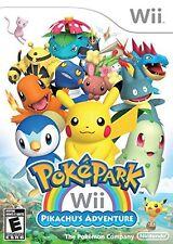 PokePark Wii: Pikachu's Adventure [Nintendo Wii, NTSC Video Game] NEW