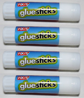 GLUE STICKS PENS QUALITY PAPER CRAFT RETRACTABLE ADHESIVE PEN (CHOOSE HOW MANY)