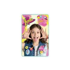SOY LUNA superbe plaid  100/ 150 NEUF emballe
