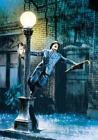 SINGIN' IN THE RAIN Movie PHOTO Print POSTER Textless Film Art Gene Kelly 001