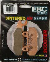 EBC SFA228HH SFA Sintered Scooter Brake Pads (Made In USA)