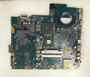 acer aspire 5738 Motherboard 48.4cg07.011 for parts or not working