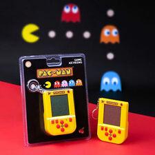 Pac-Man Mini Arcade Machine Keyring Retro 80s 8 Bit Pacman Games Console Gift