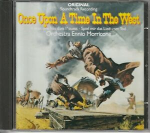 Ennio Morricone : Once Upon A Time In The West - Original Soundtrack (RCA CD)