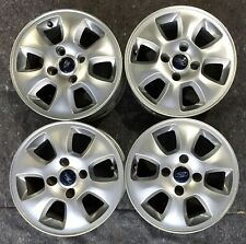 4 Felgen Original Alufelgen Ford Fiesta 14 Zoll LK4x108 ET37,5 8A6J-AA HL-4393-1
