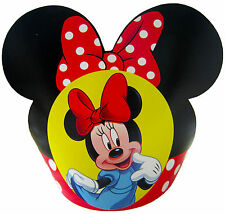 MINNIE MOUSE FANCY PARTY HATS - PARTY SUPPLIES - PACK OF 8