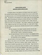 1942 HARLEM RENAISSANCE GWENDOLYN BENNETT AFRICAN AMERICAN ARTISTS ARTICLE 2PP