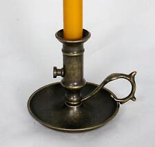 Kerzenleuchter Nachttisch-Leuchter Kerzenständer Gründerzeit Antik Barock