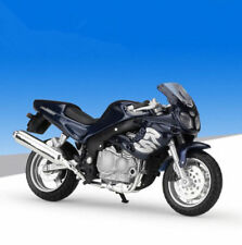 1:18 Maisto Triumph SPRINT RS Motorcycle Bike Model Blue New In Box