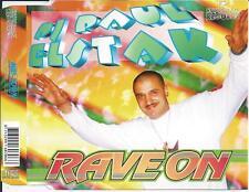 DJ PAUL ELSTAK - Rave on CDM 5TR Happy Hardcore 1996 (ROTTERDAM RECORDS)