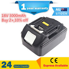 3Ah Battery BL1830 BL1835 For Makita 18V BKP180 BKP180Z BKP180RFE BBO180Z BTM50Z