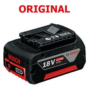 Batteria Bosch 5000mAh 5,0Ah 18V Li-ion