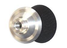 4 Inch Aluminum Backer Pad 5/8-11 Thread for Diamond Polishing BUY 5 GET 1 FREE