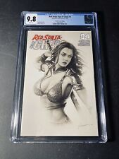 """Red Sonja Age of Chaos #4 """"Trade"""" Variant Shannon Maer CGC 9.8 NM/MT 🔥🔥"""