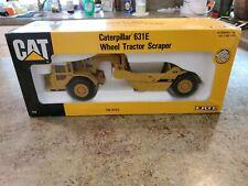 Vintage ERTL 1/50 Scale Caterpillar Cat 631E Die Cast Scraper Truck #2430 NIB