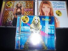 Britney Spears x 3 (Australia) (Gold Series) CD Britney / Oops / Baby One More