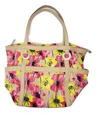 Tyler Rodan Floral Zip Top Handbag Purse Shoulder Bag Tote