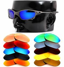 Polarized IKON Iridium Replacement Lenses For Oakley Juliet Sunglasses