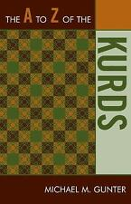 THE A TO Z OF THE KURDS - NEW PAPERBACK BOOK