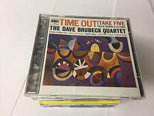 Dave Brubeck Quartet : TIME OUT CD (1997)