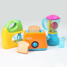 Simulation Plastic Home Appliance Kids Pretend Role Play Toy Blender